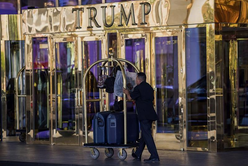 Trump's Businesses See Boost in Spending by Republican Campaigns