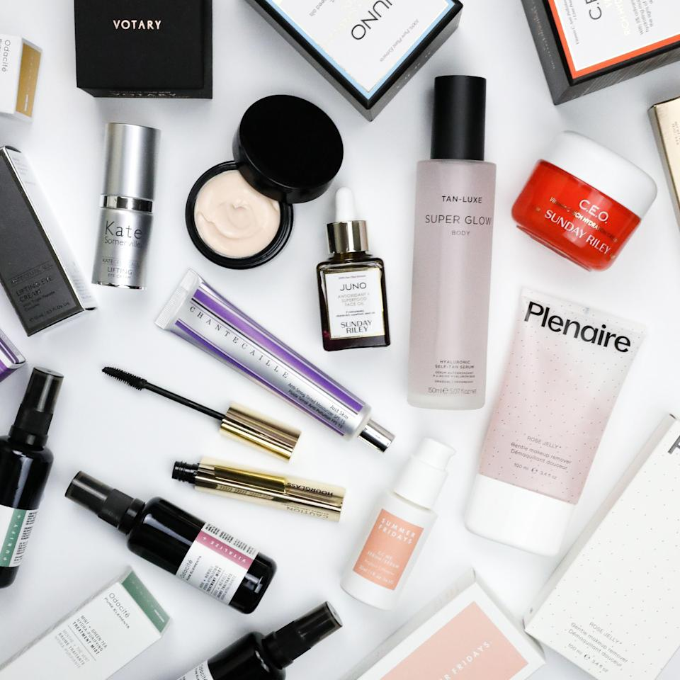 "<p>When it comes to skincare advice, Caroline Hirons is a true force of nature. The beauty expert's no-nonsense tone has garnered her an ultra-loyal fan base who shop solely based on her recommendations. Now, curating a Hirons-approved routine is even easier (and more affordable) than usual.</p><p>This week sees the launch of her <a href=""https://go.redirectingat.com?id=127X1599956&url=https%3A%2F%2Fwww.spacenk.com&sref=https%3A%2F%2Fwww.harpersbazaar.com%2Fuk%2Fbeauty%2Fg35966803%2Fcaroline-hirons-spring-wishlist-space-nk%2F"" rel=""nofollow noopener"" target=""_blank"" data-ylk=""slk:Space NK"" class=""link rapid-noclick-resp"">Space NK</a> wishlist: a concise curation of products that truly impressed the skincare expert, all with a welcome 20 per cent reduction. Simply enter the code CHWISHLIST at checkout to take advantage of the offer.</p><p>So, with Space NK's shelves stacked high with the latest and greatest in beauty, which products made the cut? Scroll down to see.... </p>"