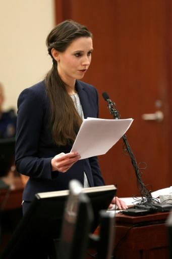 Rachael Denhollander was one of some 200 victims who delivered powerful testimony during Larry Nassar's sentencing hearings in January and February