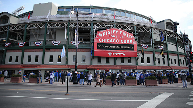 The Cubs may be headed overseas soon.