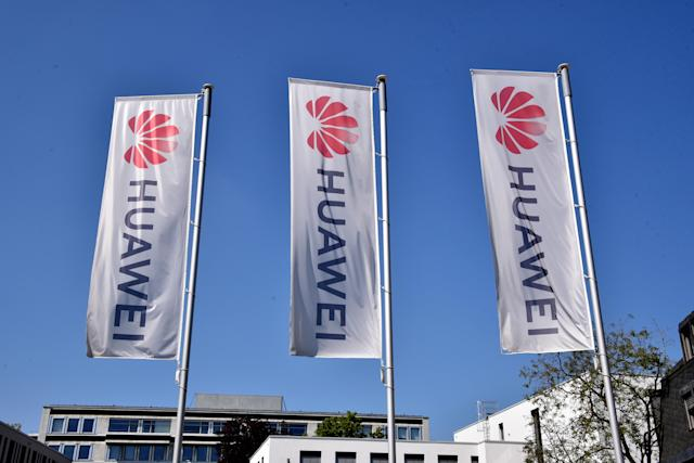 The German government has been divided on whether to include Huawei in its 5G network expansion. (Horst Galuschka/picture alliance via Getty Images)