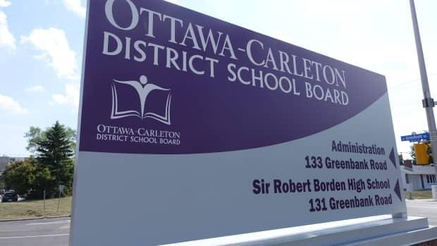 The Ottawa-Carleton District School Board ended its meeting before debate could begin on back-to-school policies including mandatory vaccinations and masking for kindergartners. (Danny Globerman/CBC - image credit)