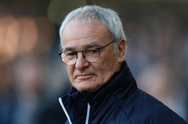 Claudio Ranieri agreed to a two year contract to join Nantes but awaits the French Professional League's approval due to his age (AFP Photo/Ian KINGTON)