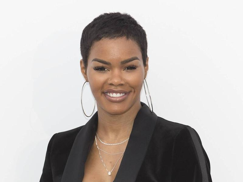 Teyana Taylor makes her own lotions