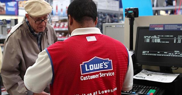 Lowe's earnings will be one of the highlights in a holiday-shortened trading week in the U.S.