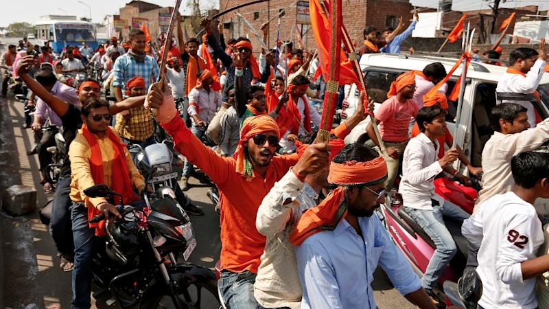 6 Hindu Yuva Vahini Members Booked For Killing Muslim Man in UP