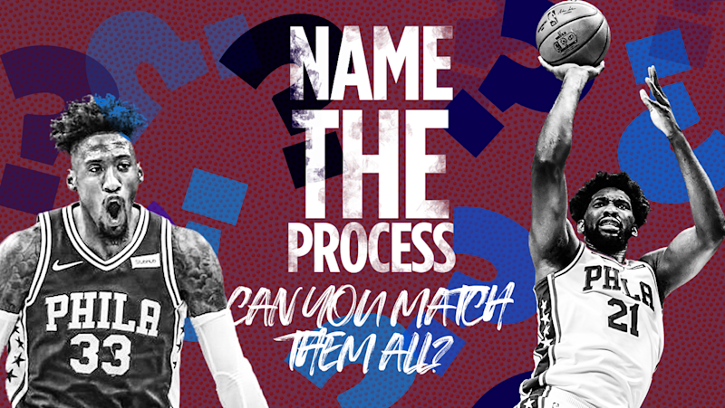 Name the Process: Can you match them all?