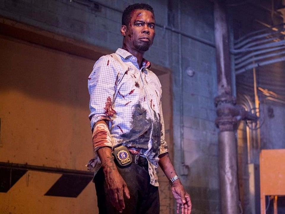 Chris Rock stars in Spiral, from 17 MayLionsgate