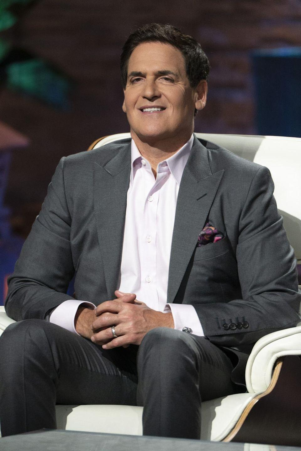 """<p>Businessman and <em>Shark Tank</em> investor, Mark Cuban, has spoken on several occasions about possibly running for president. """"We will see,"""" he told <em><a href=""""https://www.businessinsider.de/mark-cuban-for-president-maybe-2017-2?r=US&IR=T"""" rel=""""nofollow noopener"""" target=""""_blank"""" data-ylk=""""slk:Business Insider"""" class=""""link rapid-noclick-resp"""">Business Insider</a></em>. He also dropped hints to <em>CNBC</em>:<em> """"</em><a href=""""http://www.cnbc.com/2017/03/12/mark-cuban-on-running-for-president-i-wouldnt-say-never.html"""" rel=""""nofollow noopener"""" target=""""_blank"""" data-ylk=""""slk:I wouldn't say never"""" class=""""link rapid-noclick-resp"""">I wouldn't say never</a>, but it's not my lifelong dream. It depends on how things turn out."""" Cuban is an outspoken Democrat and <a href=""""https://www.cnbc.com/video/2019/07/12/billionaire-mark-cuban-on-trump-and-solving-problems.html"""" rel=""""nofollow noopener"""" target=""""_blank"""" data-ylk=""""slk:consistent Trump opposer"""" class=""""link rapid-noclick-resp"""">consistent Trump opposer</a>. </p>"""