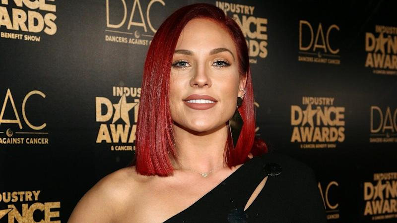 'DWTS': Sharna Burgess Reveals This Season's Pros Had to Hand Over Creative Control