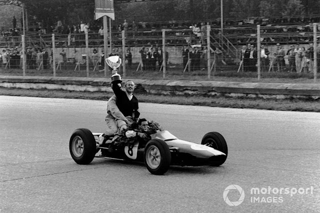 "Jim Clark: 9 temporadas en Lotus (desde 1960 hasta 1968) <span class=""copyright"">LAT Images</span>"