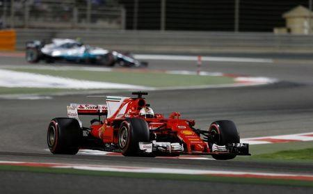 Formula One - F1 - Bahrain Grand Prix