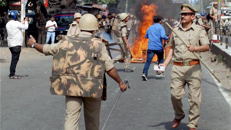 UP Home Secy Calls Saharanpur Violence 'Well-Planned' Conspiracy
