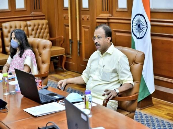 Minister of State for External Affairs V Muraleedharan held a virtual interaction with Senior, Vice President, and Minister of State of the Republic of Palau on Monday.