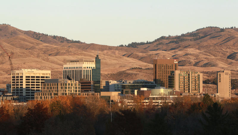 Boise, Idaho, wasAmerica's 79th most unequal city in 2011. By 2016, it had jumped to seventh place. (Joe Jaszewski for The Washington Post via Getty Images)