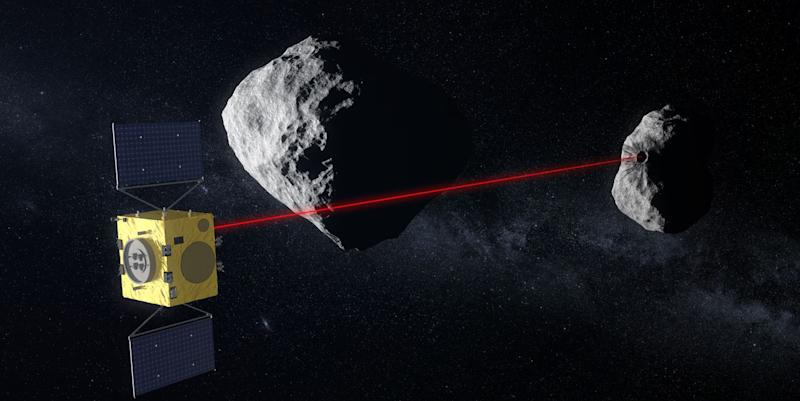 NASA has warned about the approaching threat of the asteroid