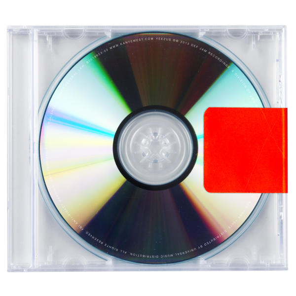 "FILE - This CD cover image released by Def Jam Recordings shows ""Yeezus,"" the latest release by Kanye West. (AP Photo/Def Jam Recordings, File)"