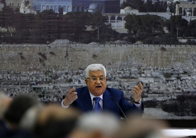 Palestinian president expected to leave hospital Sunday