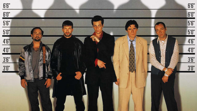 Crime thriller 'The Usual Suspects' has a memorable finale. (Credit: Gramercy Pictures)