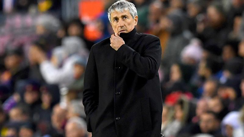 'I did not like the team' - Setien furious with Barca after Ibiza scare