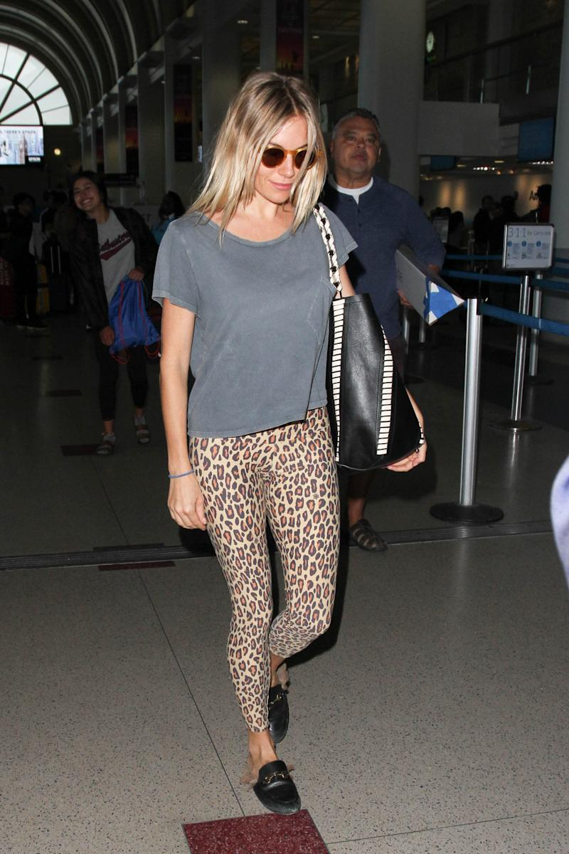 Why Is Wearing Leggings to the Airport Such a Shameful Thing?