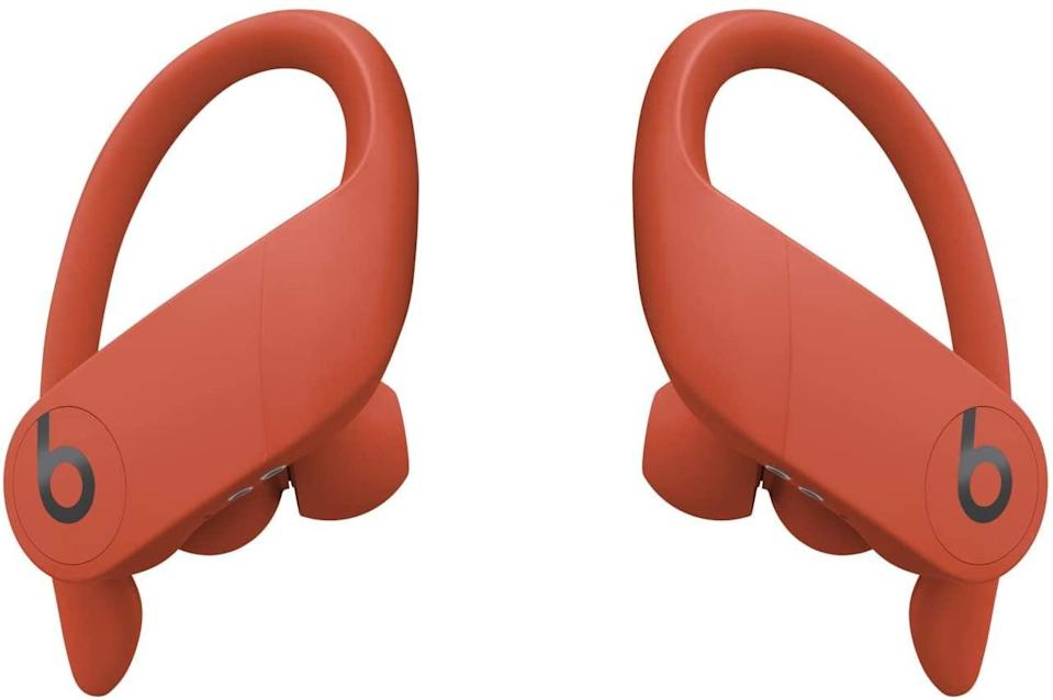 "<h2>36% Off Beats Powerbeats Pro Wireless Earphones</h2><br>Gift them a set of wireless earphones that'll securely keep their tunes flowing while they jostle around town (or their apartments). These marked-down Powerbeats boast an astonishing over 20,000 reviews on Amazon with customers praising them for their comfortable stay-in-place fit and premium sound quality. As one reviewer states, ""Best investment ever. Better than 401k.""<br><br><strong>Beats</strong> Powerbeats Pro Totally Wireless Earphones, $, available at <a href=""https://amzn.to/2KXaku1"" rel=""nofollow noopener"" target=""_blank"" data-ylk=""slk:Amazon"" class=""link rapid-noclick-resp"">Amazon</a>"
