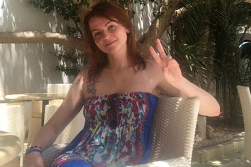Yulia Skripal said her strength is growing daily