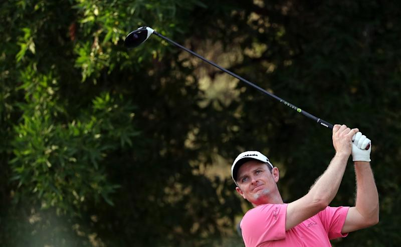 Rose has early advantage over Fleetwood in Dubai; Reed leads