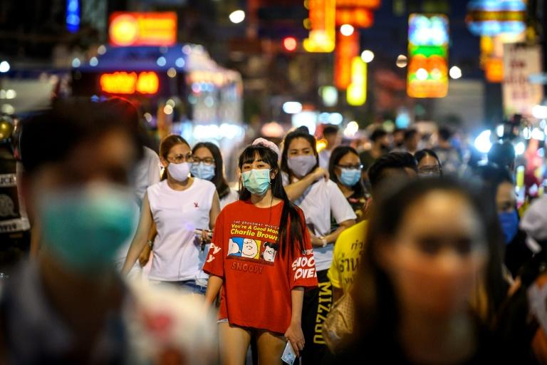 AFP has produced more than 150 lockdown-related misinformation reports across the region since February, when governments beyond China began introducing restrictions to curb the spread of COVID-19 (AFP Photo/Mladen ANTONOV)