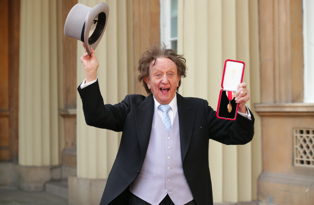 <p>With a stage career lasting over 60 years, Ken Dodd was one of the Britain's most popular entertainers. He died at his home in March, aged 90. (Getty) </p>