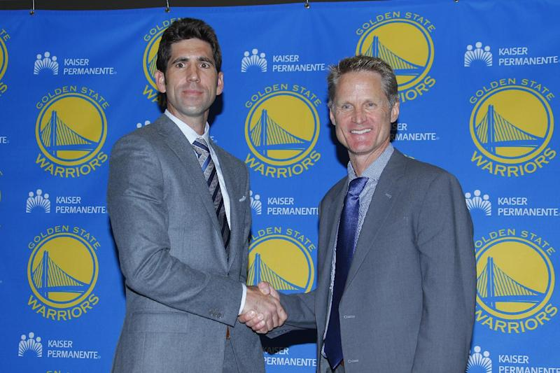 Warriors GM Bob Myers agrees to 3-year extension