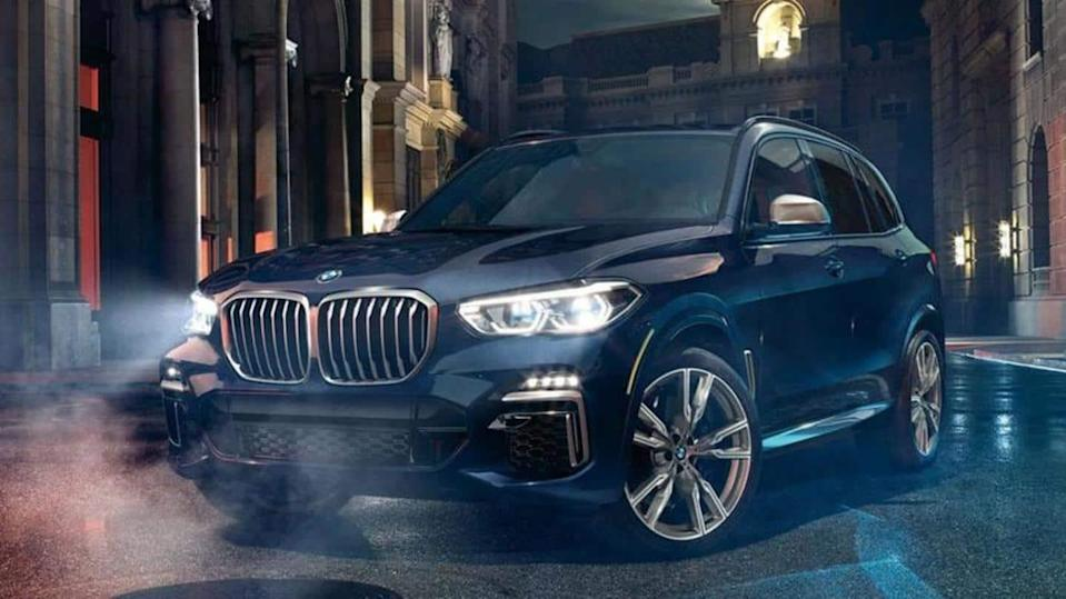 BMW X5 (facelift) spotted testing with refreshed design elements