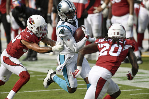 Cardinals lose 2nd straight game, defense becoming leaky