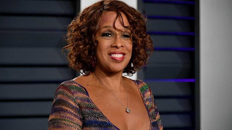 640c8e6e068 Gayle King Says She's Not Surprised R. Kelly Was Arrested (Exclusive)