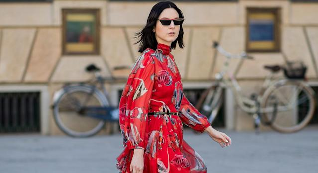 Topshop has launched 50% off sale on dresses, and we have curated the best buys to shop now. (Getty Images)