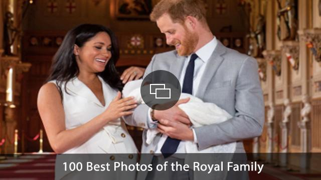 Meghan Markle, Prince Harry, Baby Archie