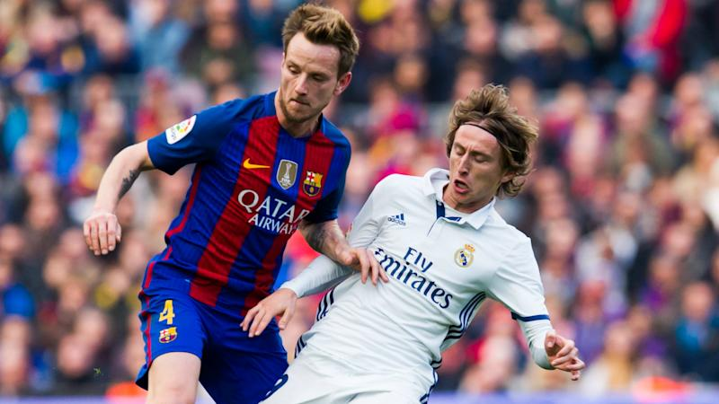 Modric: I may have to console Rakitic after Clasico