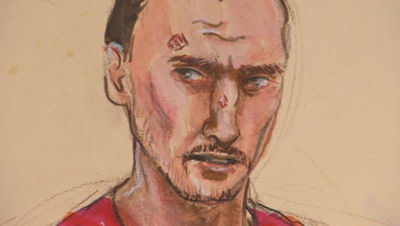 Vancouver stabbing suspect in court