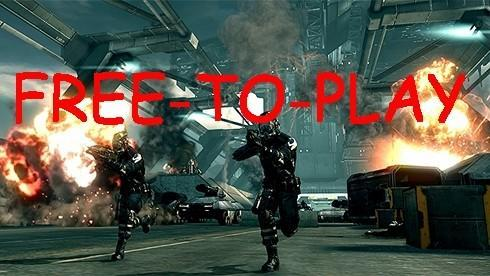 DUST 514 free-to-play