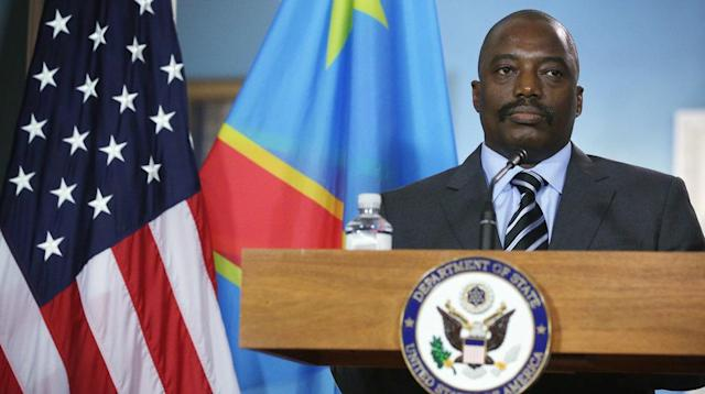 The U.S. president-elect probably can't find Congo on a map. For embattled President Joseph Kabila, that's tremendous news.