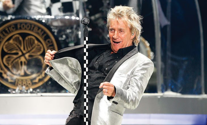 Rod Stewart announces North American tour with Cheap Trick