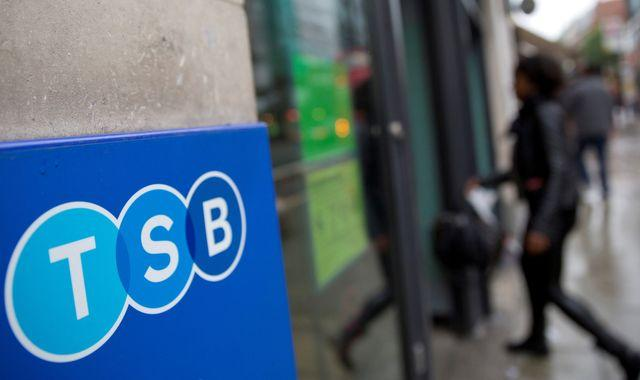 TSB to close 164 branches and cut 969 jobs