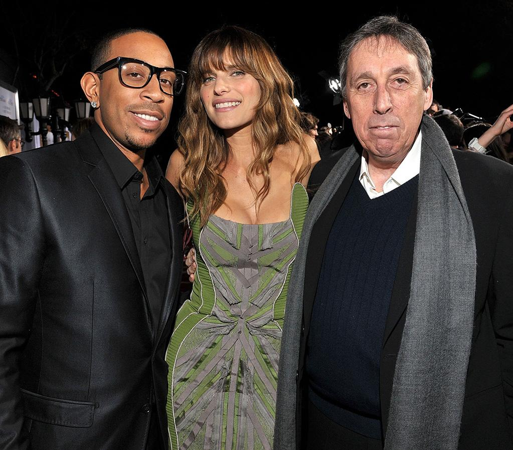 "<a href=""http://movies.yahoo.com/movie/contributor/1804022336"">Ludacris</a>, <a href=""http://movies.yahoo.com/movie/contributor/1808924254"">Lake Bell</a> and <a href=""http://movies.yahoo.com/movie/contributor/1800024598"">Ivan Reitman</a> attend the Los Angeles premiere of <a href=""http://movies.yahoo.com/movie/1810159162/info"">No Strings Attached</a> on January 11, 2011."