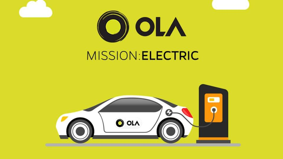 Ola Electric planning to foray into the electric four-wheeler segment