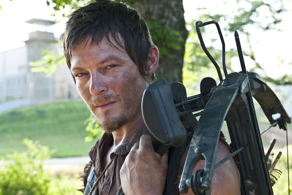 Daryl Dixon (Norman Reedus) - The Walking Dead - Gallery Photography - PHoto Credit: Frank Ockenfels/AMC