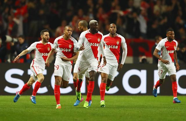 Monaco are closing in on European glory.