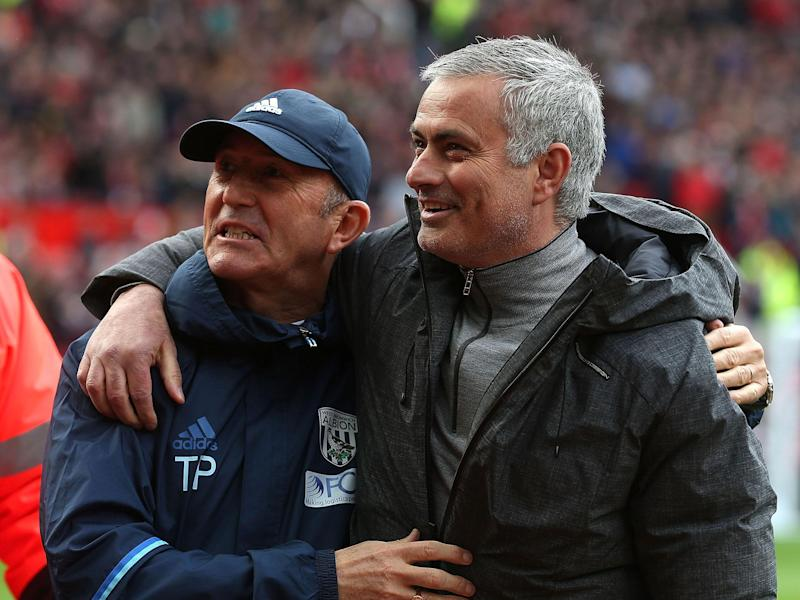 Tony Pulis believes Manchester United have what it takes to challenge next season: Getty