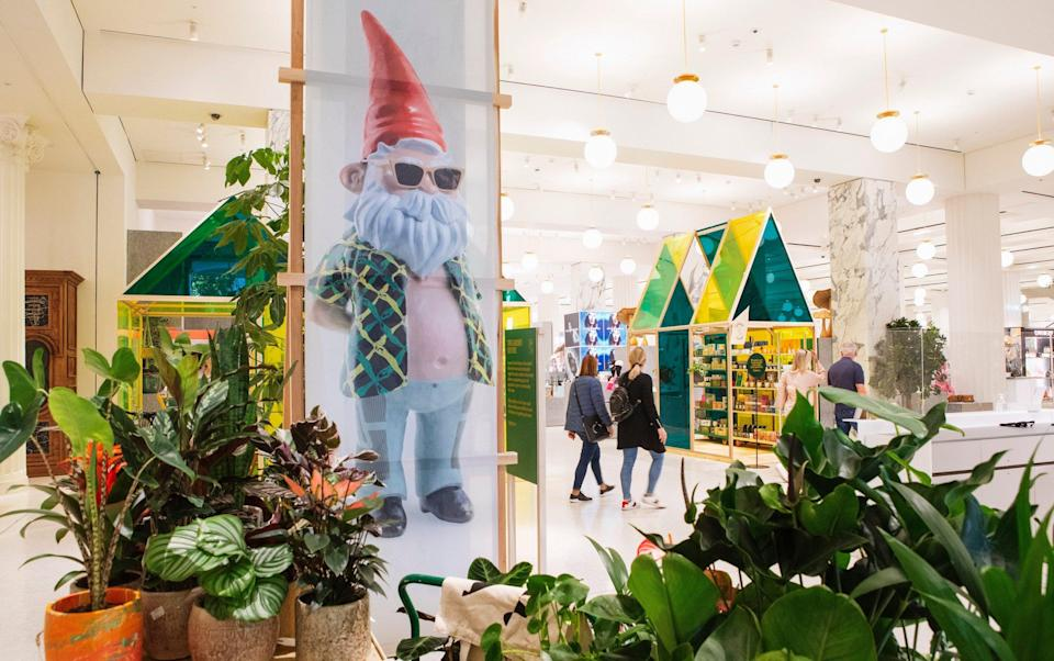 Selfridges new garden centre could be the future – and Boomers will hate it - Rii Schroer