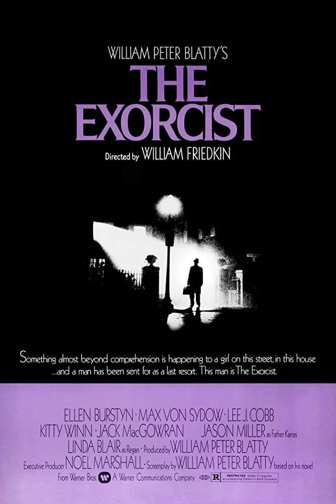"""<p>The story is based on a series of apparent demonic possessions in 1949. While not explicitly a Halloween story, <em>The Exorcist </em>more than qualifies as the Super Scary Classic Movie That Must Be Watched In October.</p><p><a class=""""link rapid-noclick-resp"""" href=""""https://www.amazon.com/Exorcist-Ellen-McRae/dp/B00124PXW8/ref=sr_1_1?dchild=1&keywords=The+Exorcist&qid=1593548776&s=instant-video&sr=1-1&tag=syn-yahoo-20&ascsubtag=%5Bartid%7C2139.g.32998129%5Bsrc%7Cyahoo-us"""" rel=""""nofollow noopener"""" target=""""_blank"""" data-ylk=""""slk:WATCH HERE"""">WATCH HERE</a></p>"""