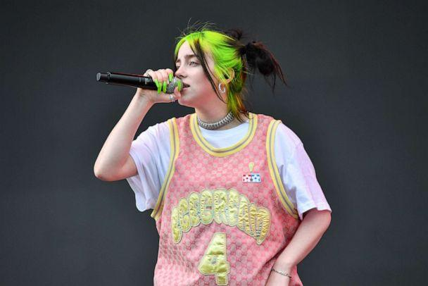 PHOTO: Billie Eilish performs during Austin City Limits Festival at Zilker Park on October 12, 2019 in Austin, Texas. (Erika Goldring/FilmMagic/Getty Images)